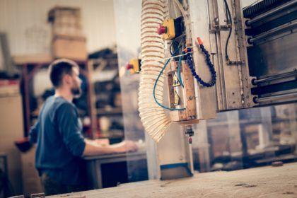 Digitalización y producción en red en los talleres de carpintería